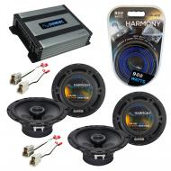 Compatible with Subaru Outback 2000-2004 Factory Speaker Replacement Harmony (2) R65 & Harmon...