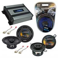 Compatible with Toyota MR2 1991-1995 Factory Speaker Replacement Harmony R65 R35 & Harmony HA...