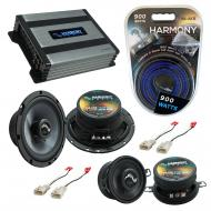 Compatible with Toyota MR2 1991-1995 Factory Speakers Replacement Harmony C65 C35 & Harmony H...