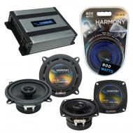 Compatible with Toyota Paseo 1992-1995 Factory Speaker Replacement Harmony R4 R65 & Harmony H...