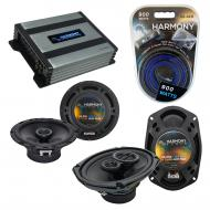 Compatible with Toyota Solara 2004-2008 Factory Speaker Replacement Harmony R65 R69 & Harmony...