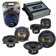 Compatible with Toyota Tercel 87-90 Factory Speaker Replacement Harmony R65 R4 R5 & Harmony H...