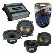 Compatible with Toyota Truck/4 Runner 89-93 OEM Speaker Replacement Harmony R4 R65 & Harmony ...