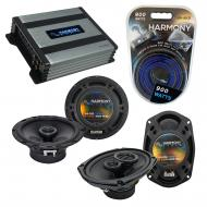 Compatible with Volvo 960 1992-1997 OEM Speaker Replacement Harmony R65 R69 & Harmony HA-A400...