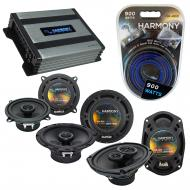 Compatible with Volvo C70 98-02 OEM Speaker Replacement Harmony R65 R5 R69 & Harmony HA-A400....