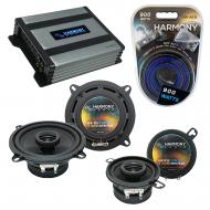 Compatible with Volvo S40 2000-2004 Factory Speaker Replacement Harmony R5 R35 & Harmony HA-A...