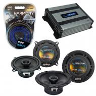 Compatible with Volvo V40 2000-2003 Factory Speaker Replacement Harmony R5 R65 & Harmony HA-A...