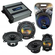 Compatible with Yugo GV/GVX 1986-1990 OEM Speaker Replacement Harmony R5 R46 & Harmony HA-A40...