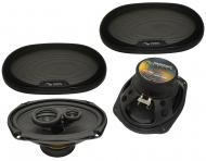 Fits Plymouth Volare 1976-1980 Rear Deck Replacement Harmony HA-R69 Speakers New