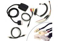 Scion xD 08-09 Zune Car Adapter & Charger Kit (TOYZN4)