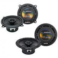BMW 3 Series 2002-2005 Factory Speaker Replacement Harmony R5 R65 Package New