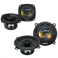 Honda Passport 1998-2002 Factory Speaker Replacement Harmony R5 R4 Package