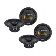 BMW 3 Series 2006-2013 Factory Speaker Replacement Harmony (2) R65 Package New