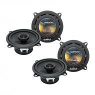 BMW 5 Series 1997-2008 Factory Speaker Replacement Harmony (2) R5 Package New