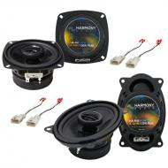 Isuzu Rodeo 1995.5-1997 Factory Speaker Replacement Harmony R4 R46 Package