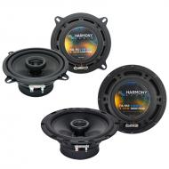 Isuzu Trooper 1990-2002 Factory Speaker Replacement Harmony R65 R5 Package