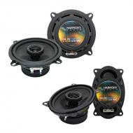 BMW 7 Series 1977-1989 Factory Speaker Replacement Harmony R46 R5 Package New