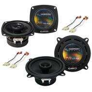 Jeep Comanche Pickup 1986-1992 OEM Speaker Replacement Harmony R5 R46 Package