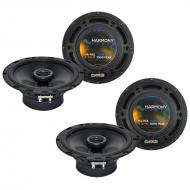 Kia Amanti 2004-2009 Factory Speaker Replacement Harmony (2) R65 Package New