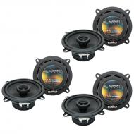 Land Rover Freelander 2002-2006 OEM Speaker Replacement Harmony (3) R5 Package