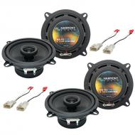 Lexus IS 300 2001-2005 Factory Speaker Replacement Harmony (2) R5 Package New