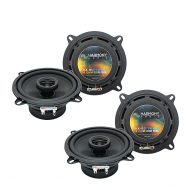 BMW Z3 1997-2002 Factory Speaker Replacement Harmony (2) R5 Coax Package New