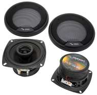 Mazda 626 1978-1985 Factory Speaker Replacement Harmony R4 R5 Package New