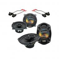 Buick Century 1997-2005 Factory Speaker Upgrade Harmony R5 R69 Package New
