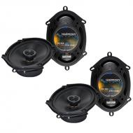 Mazda RX8 2004-2008 Factory Speaker Replacement Harmony (2) R68 Package New