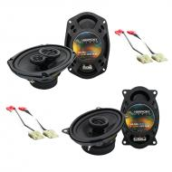 Buick Le Sabre 1984-1987 Factory Speaker Upgrade Harmony R46 R69 Package New