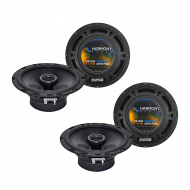 Hyundai Tucson 2005-2009 Factory Speaker Replacement Harmony (2) R65 Package