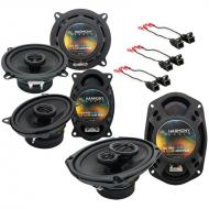 Buick Le Sabre 1995-1999 Factory Speaker Upgrade Harmony Speakers Package New