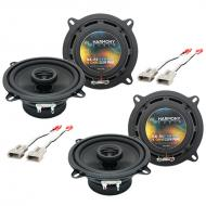 Mercury Tracer 1997-1999 Factory Speaker Replacement Harmony R65 R68 Package