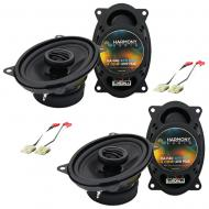 Buick Park Avenue 1988-1994 Factory Speaker Replacement Harmony R46 R69 New