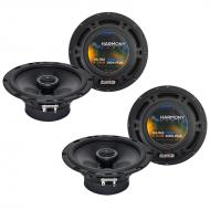 Infiniti G35 (sedan) 2003-2006 OEM Speaker Replacement Harmony (2) R65 Package