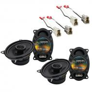Nissan 240SX 1989-1994 Factory Speaker Replacement Harmony (2) R46 Package New