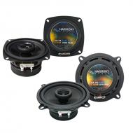 Nissan 280ZX 1979-1983 Factory Speaker Replacement Harmony R4 R5 Package New