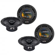 Nissan 300ZX 1990-1996 Factory Speaker Replacement Harmony (2) R65 Package New