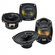 Buick Reatta 1988-1989 Factory Speaker Upgrade Harmony R4 R69 Package New