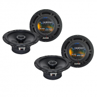 Nissan Maxima 2000-2008 Factory Speaker Replacement Harmony (2) R65 Package New