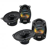 Pontiac 6000 1982-1991 Factory Speaker Upgrade Harmony R46 R69 Package New