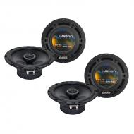 Pontiac GTO 2004-2006 Factory Speaker Replacement Harmony (2) R65 Package New
