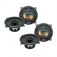 Porsche 911 1998-2004 Factory Speaker Replacement Harmony (2) R5 Package New