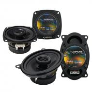 Porsche 968 1992-1996 Factory Speaker Replacement Harmony R4 R46 Package New