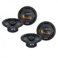 Saab 9-2x 2005-2005 Factory Speaker Replacement Harmony (2) R65 Package New