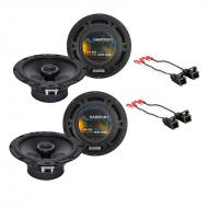 Saturn ION 2003-2005 Factory Speaker Replacement Harmony (2) R65 Package New