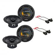 Saturn VUE 2004-2005 Factory Speaker Replacement Harmony (2) R65 Package New