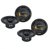 Saturn VUE 2006-2009 Factory Speaker Replacement Harmony (2) R65 Package New