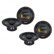 Fits Subaru Legacy 1995-2003 Factory Speaker Upgrade Harmony (2) R65 Package New