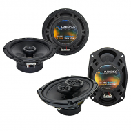 Fits Subaru SVX 1992-1997 Factory Speaker Upgrade Harmony R65 R69 Package New
